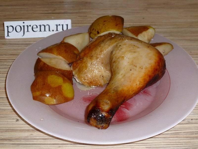 Курица фаршированная - 65 домашних вкусных рецептов приготовления