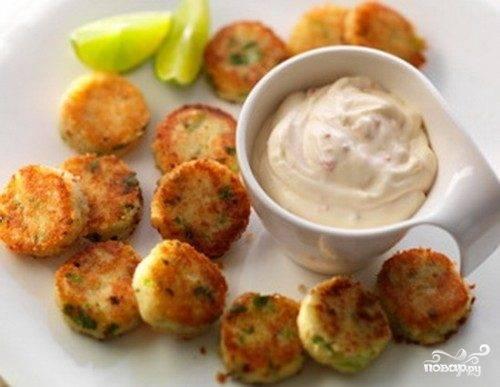 Готовим картофельные котлеты с грибной подливкой - вкусно, сытно, аппетитно!