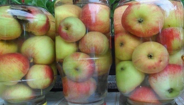 """Моченые яблоки """"домашние"""""""