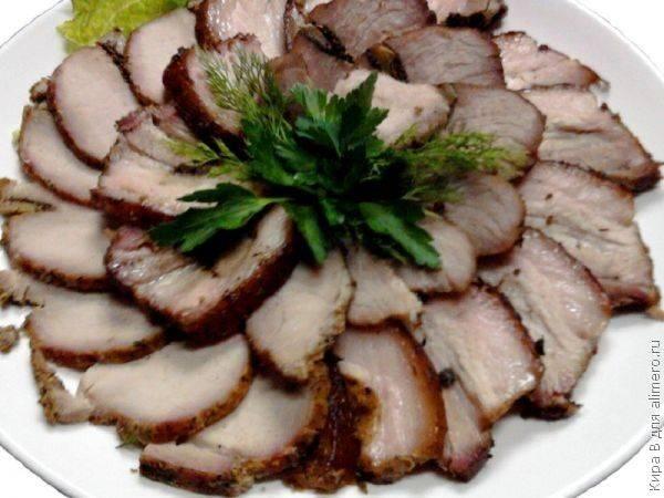 Буженина из свинины