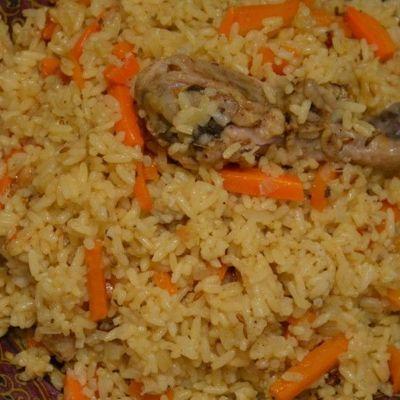 Плов в кастрюле с курицей: пошаговые рецепты с фото для легкого приготовления