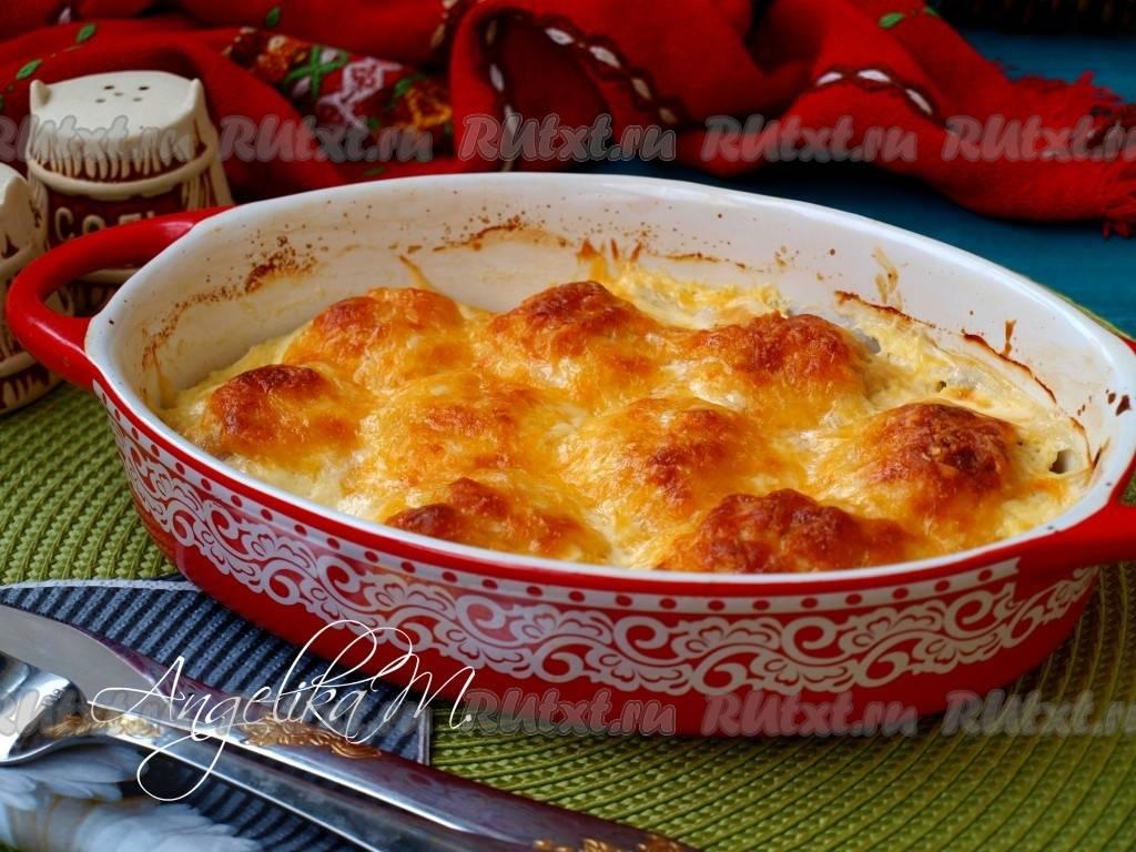 Фрикадельки с подливкой - вкусные рецепты блюда для всей семьи на каждый день