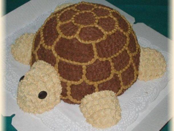 Черепаха торт рецепт  приготовление пошагово, самый вкусный тортик с кремом