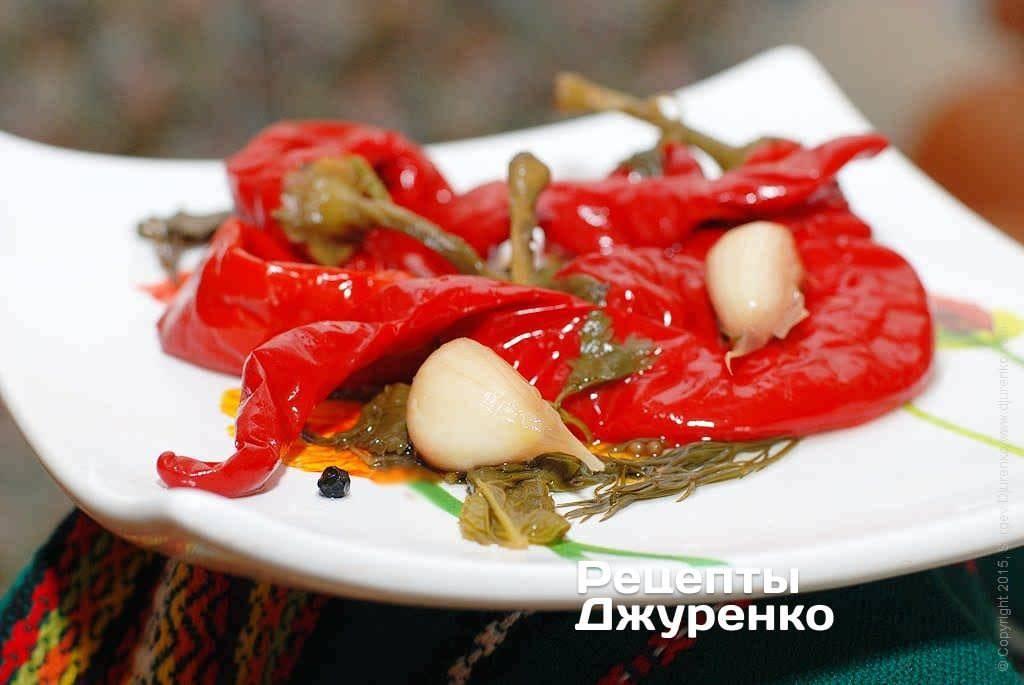 Перец красный жгучий - рецепты