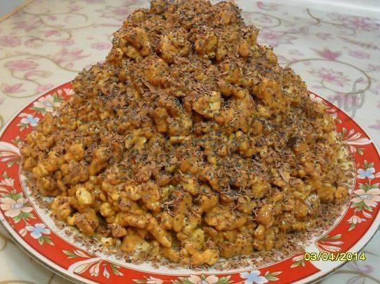 Торт муравейник рецепт приготовления  пошагово