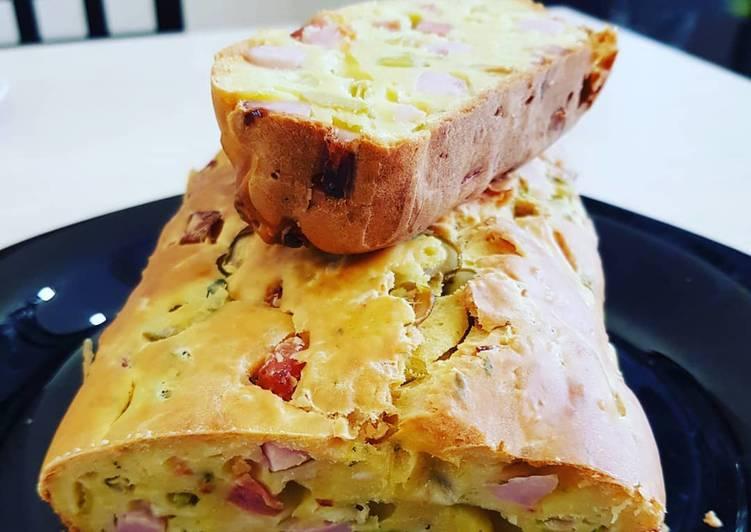 Пицца с ветчиной и сыром - 8 пошаговых фото в рецепте
