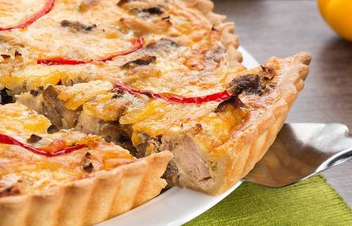 Лоранский киш: 8 самых интересных рецептов пирога