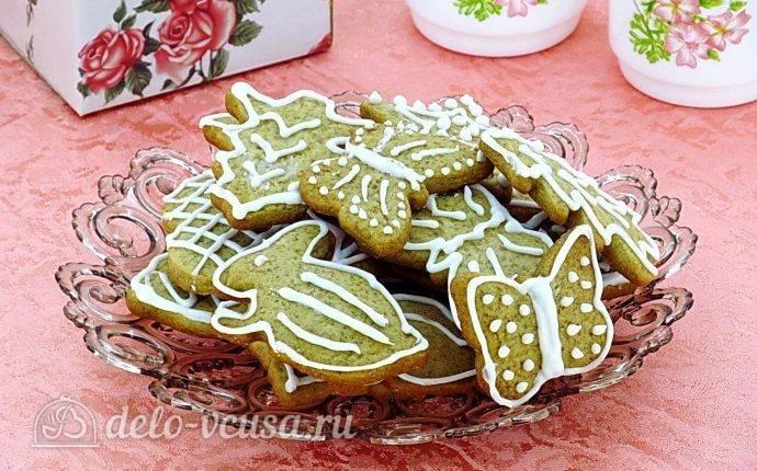 Как испечь имбирное печенье – подборка простых рецептов (с глазурью и без)