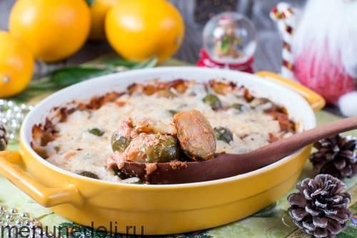 Брюссельская капуста - рецепты с фото. как приготовить блюда из замороженной или свежей брюссельской капусты