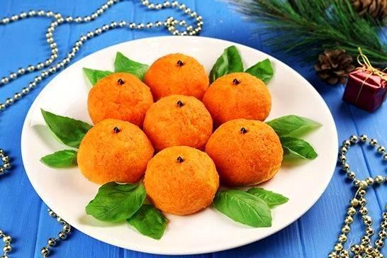 Цедра мандарина - рецепты