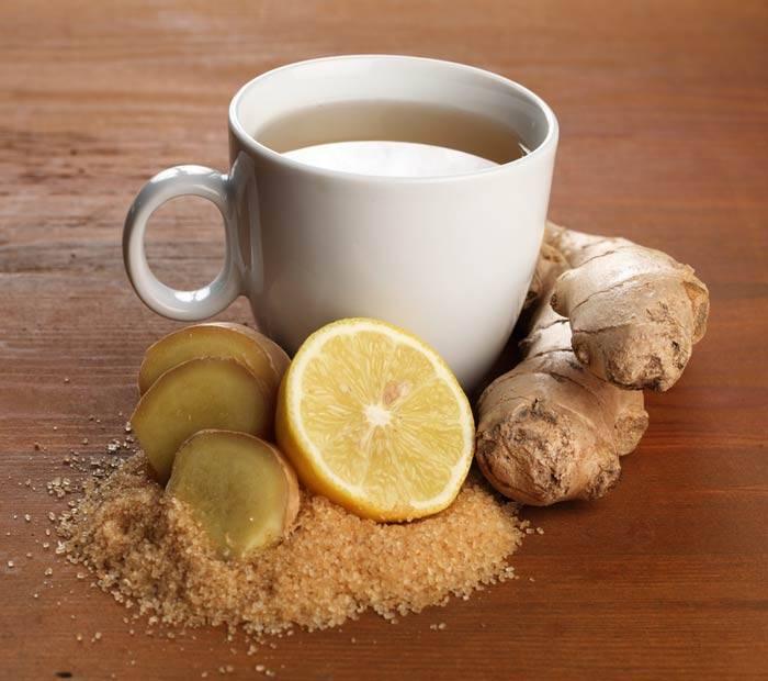 Имбирь при простуде и гриппе