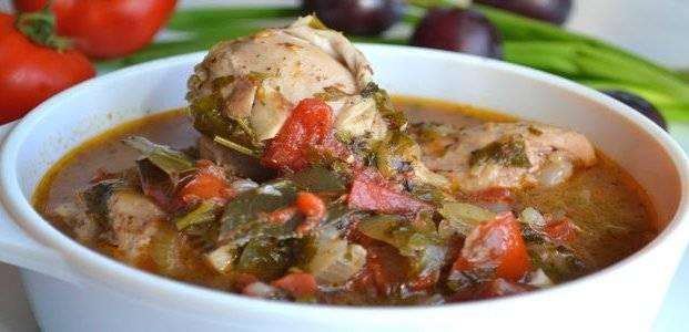Как приготовить чахохбили по классическому и грузинским рецептам