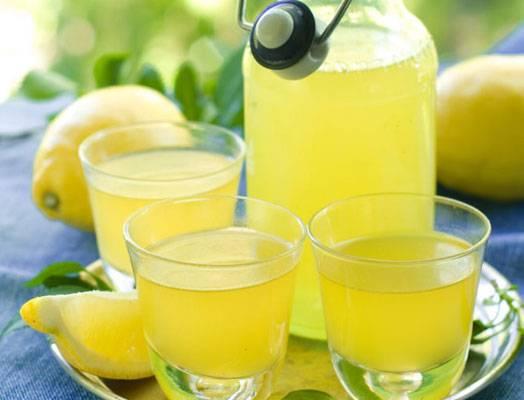 Лимончелло в домашних условиях на спирту: рецепт с фото пошагово, на водке