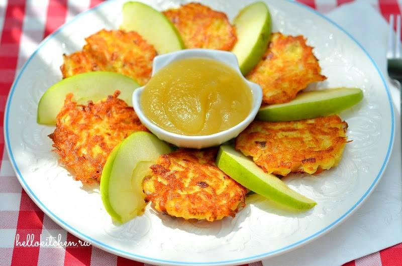 Картофельные блины: 8 сытных рецептов |