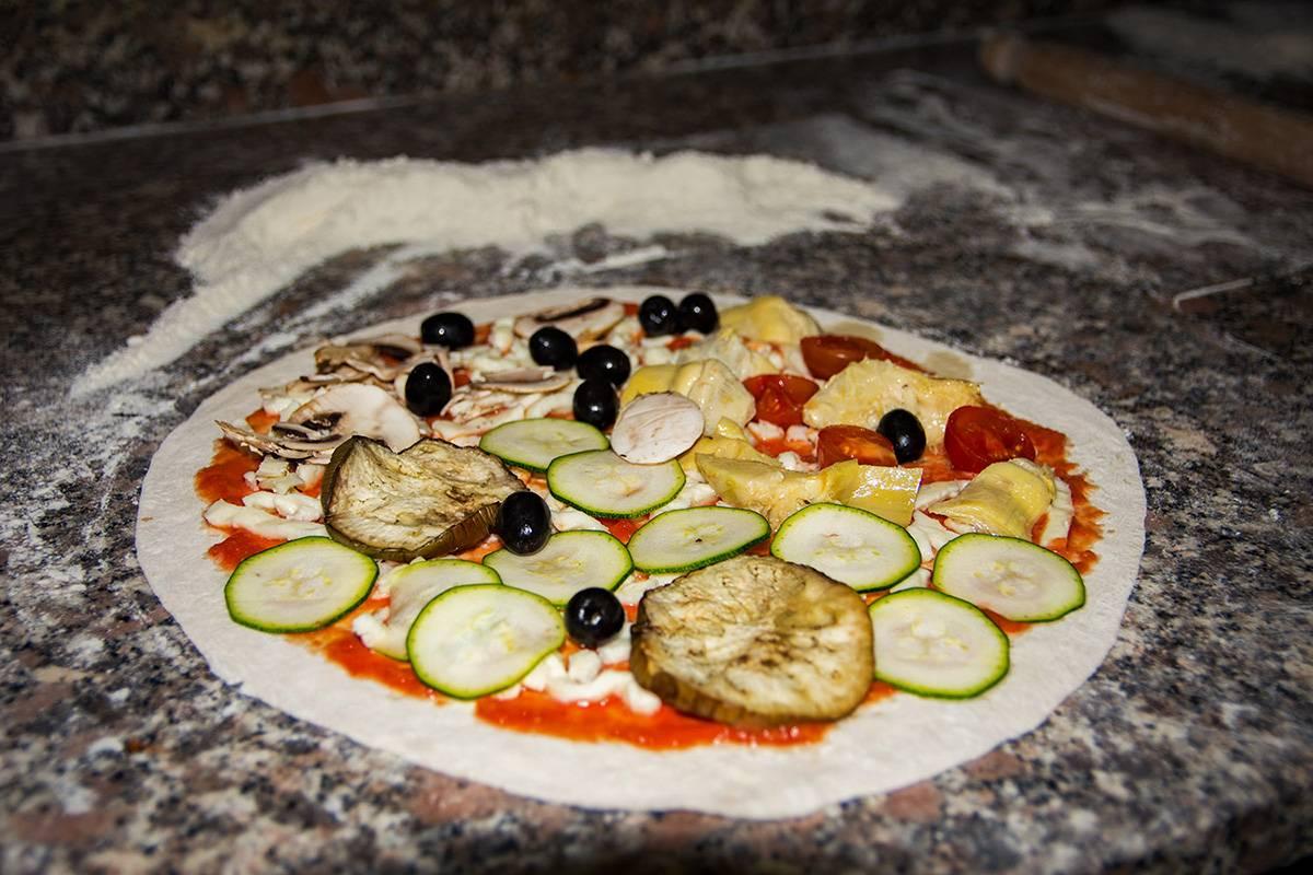 Рецепты с меткой — рецепт пиццы. страница 2.