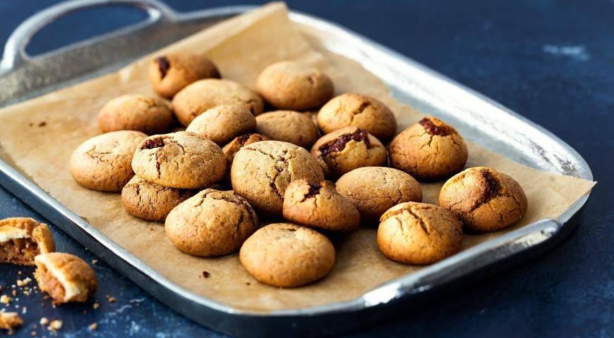"""Печенье арахисовое """"удивительное"""""""