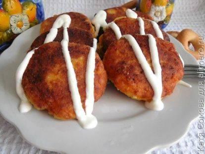 Рецепт абрикосовые сырники