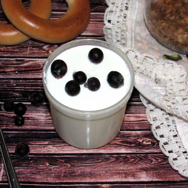 """Домашний йогурт в мультиварке на закваске """"Эвиталия"""""""