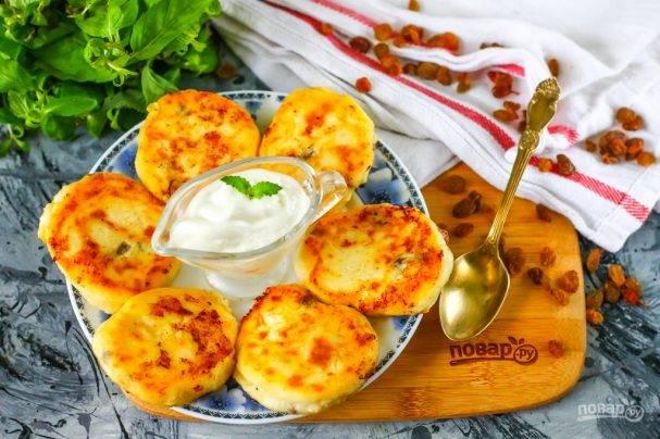 Сырники из творога 0 жирности рецепты