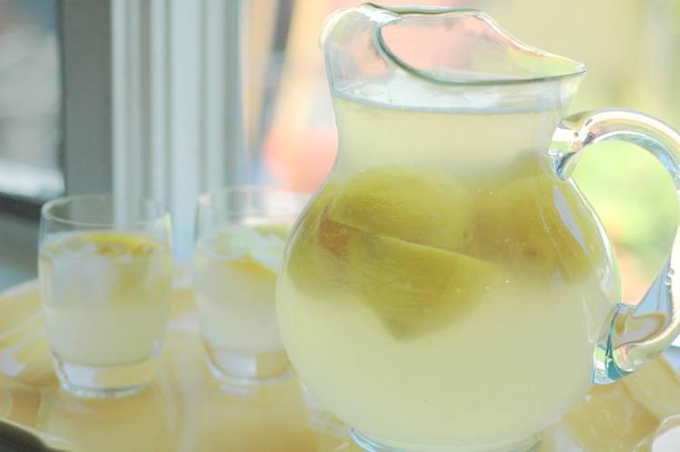 Домашний лимонад: 5 топ рецептов