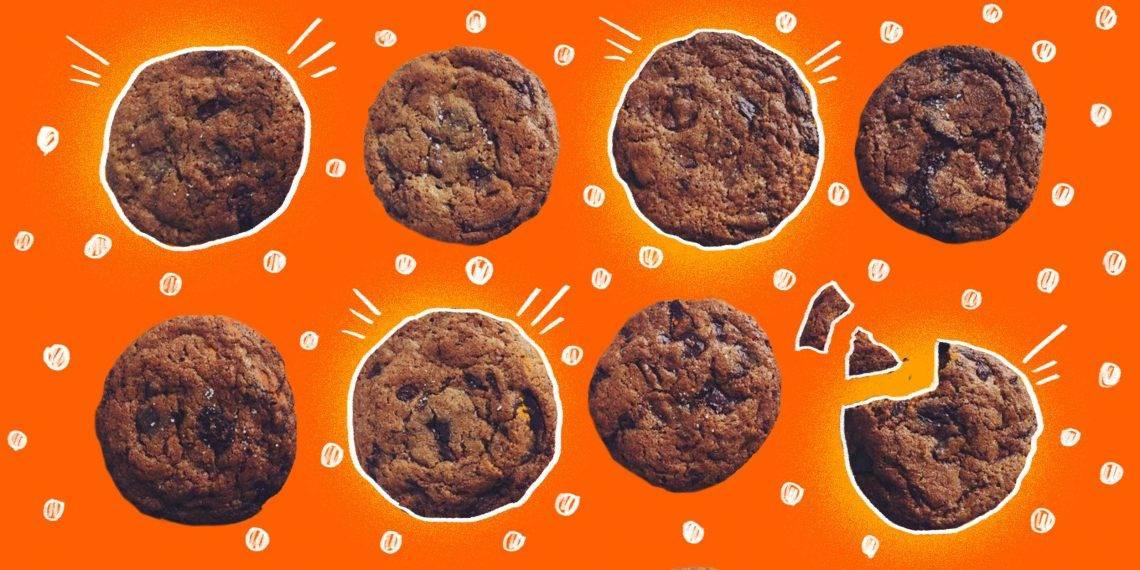 Печенье с начинкой - рецепты
