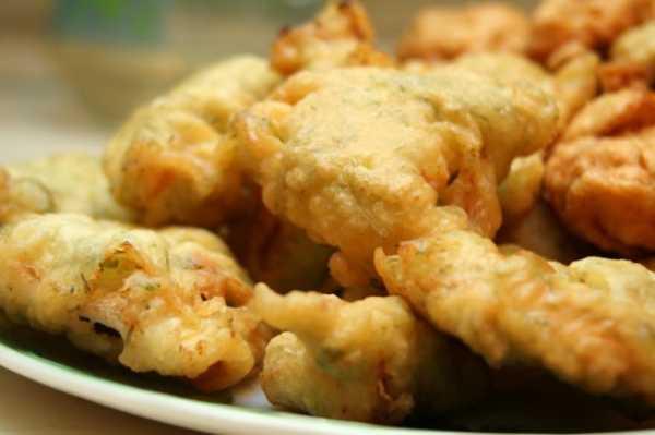 Пошаговый рецепт приготовления кальмаров в кляре с фото и видео