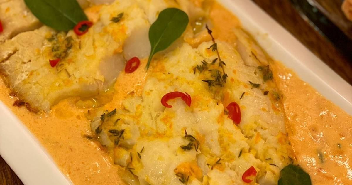 Рыбное филе в сырно-хрустящей корочке