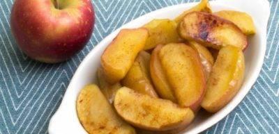 Яблоки, запеченные в духовке. четыре простых рецепта запекания яблок в духовке с начинкой