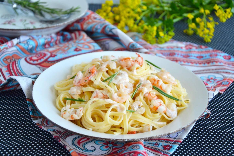 Паста с морепродуктами: 6 рецептов приготовления дома