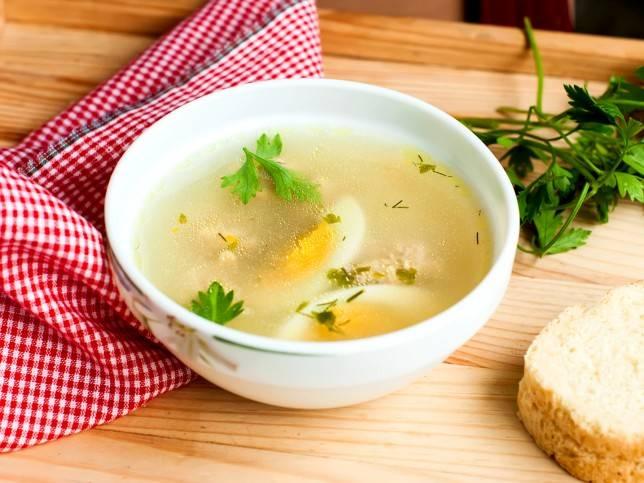 Картофельный суп с говяжьим фаршем и яйцом - рецепт с фотографиями - patee. рецепты