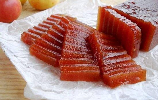 Вкусный мармелад из яблок в домашних условиях рецепт