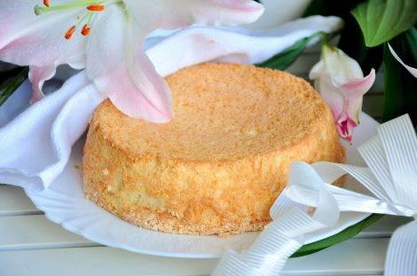 Кекс с нутеллой и кокосовым молоком