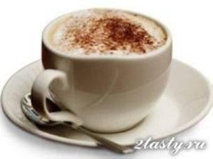 Рецепты и способы приготовления кофе мокачино