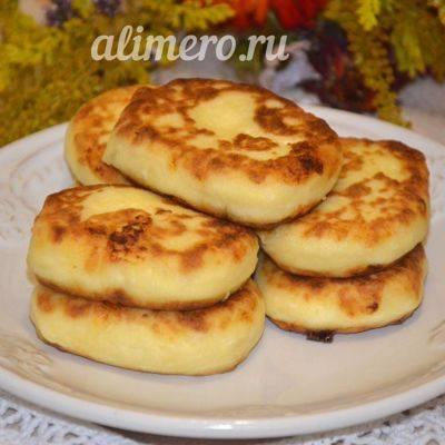 Соленые сырники из творога рецепт с фото пошагово