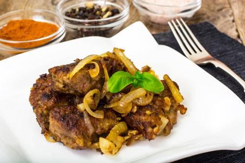 Как приготовить вкусную куриную печень: рецепты, приготовление, калорийность