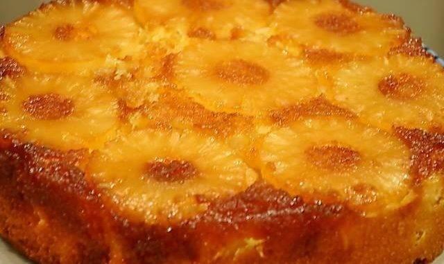 Пирог из творожного теста с грибами