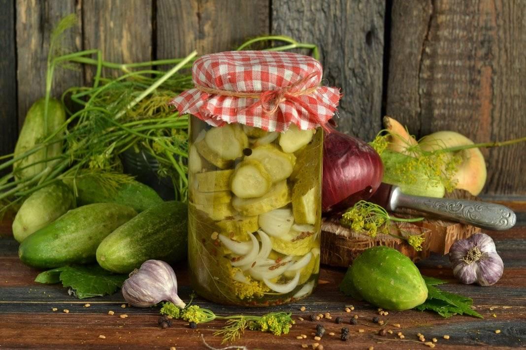 Огурцы маринованные быстрого приготовления - пошаговый рецепт с фото    закуски