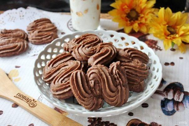 Печенье песочное