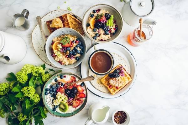 Идеальный завтрак для женщины: полезный питательный и диетический одновременно
