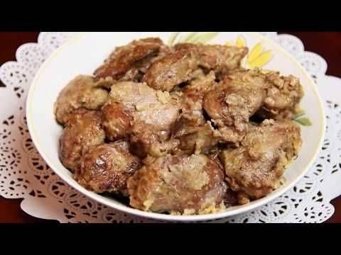 Печень с картошкой - 29 домашних вкусных рецептов приготовления