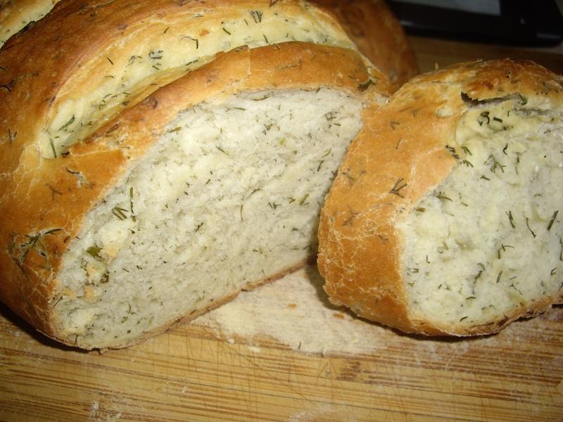 Быстрый домашний хлеб - 9 пошаговых фото в рецепте