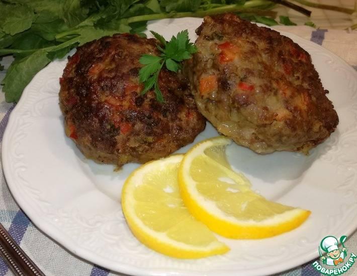 Рыбные котлеты по-азербайджански (тава-кебаб) | кавказская кухня