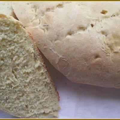 Тостовый цветной хлеб
