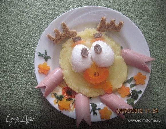 Картофельное пюре. рецепты от сибмам с фото - овощные блюда