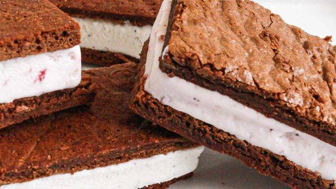 Делаем из мороженого шикарные десерты + оригинальная подача