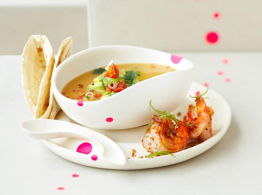 Турецкий йогуртовый суп