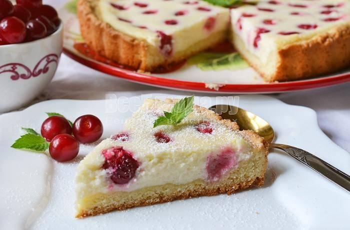 Песочное тесто для тартов и тарталеток