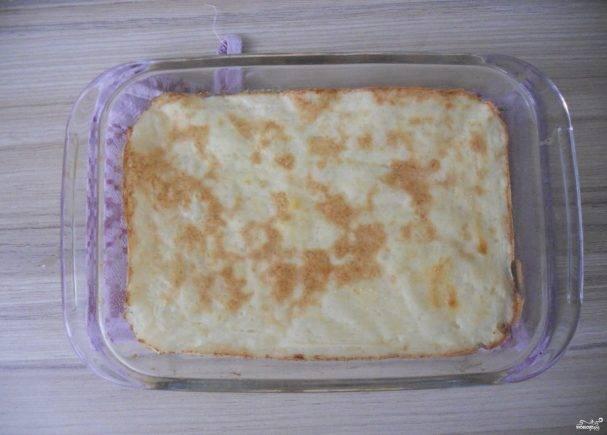 """Картофельная запеканка """"семейная"""""""