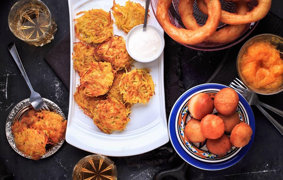Еврейская кухня. рецепты для беременных