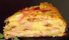 Пирог на кефире